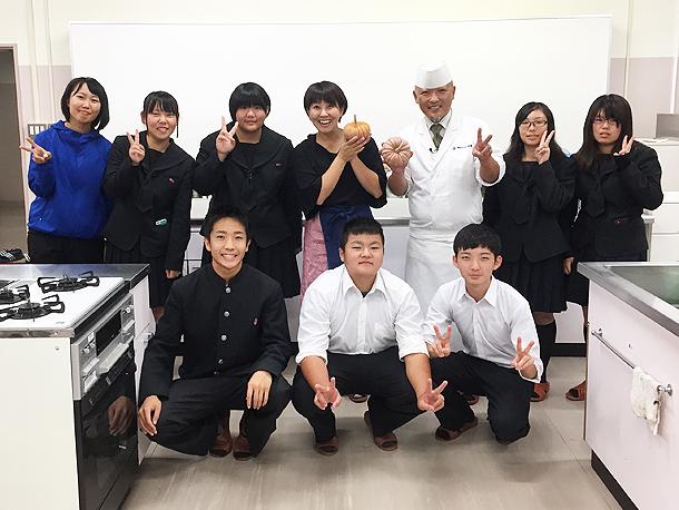 会農野菜を使って、マル秘レシピ!!