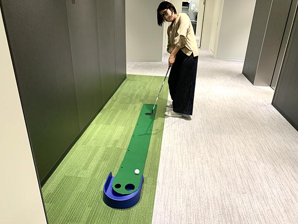 SDGs 浜ちゃんゴルフカップに向けて 猛練習!?