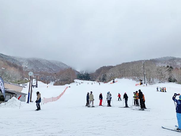 スノーボードデビュー!