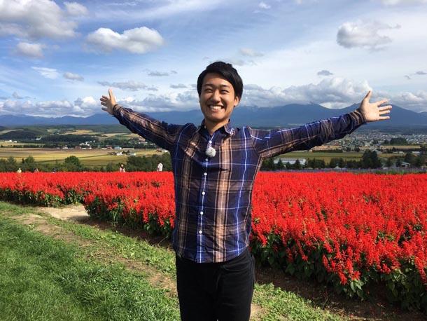 秋の北海道ツアー