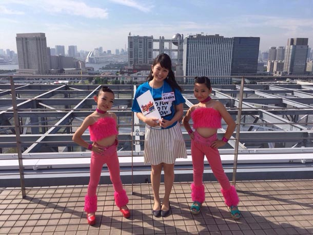 FNS27時間テレビ<br />ちびっこホンキーダンス選手権!