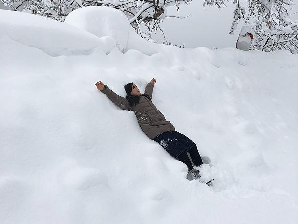 西会津町の雪・・・!